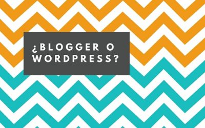 ¿Blogger o WordPress? Espera, esto no es lo que piensas